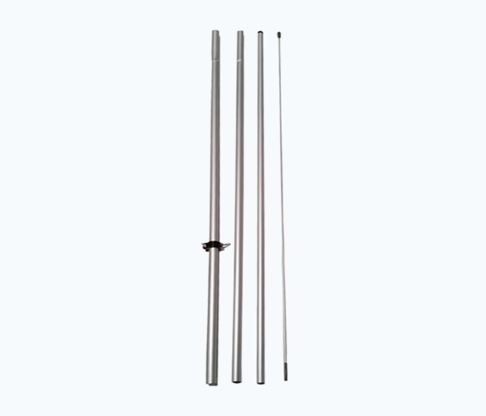 flexible pole kit for feather flags
