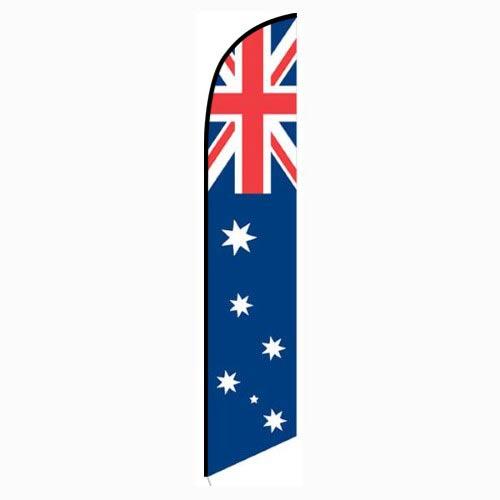 Australian Feather Flag Banner