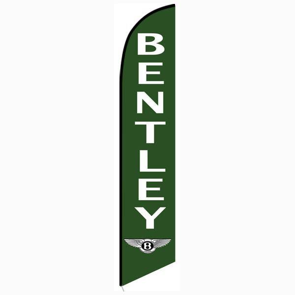 Bentley banner Flag