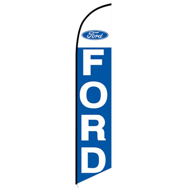 Ford Feather Flag Banner