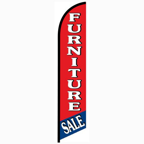 Furniture sale Feather Flag Banner