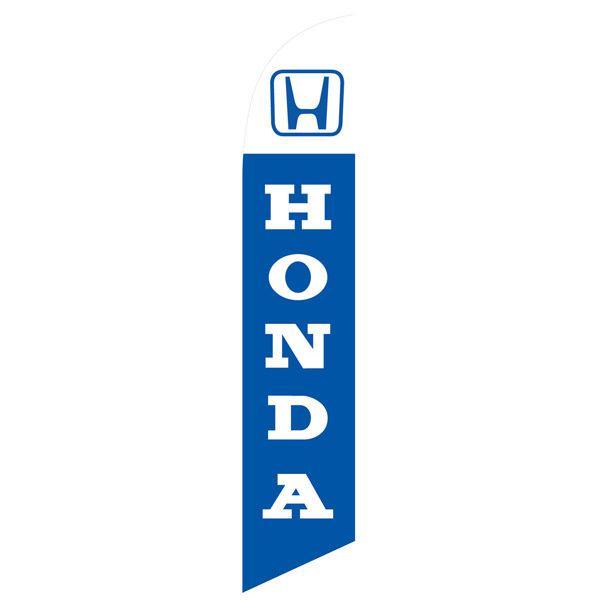 Honda Feather Flag Banner