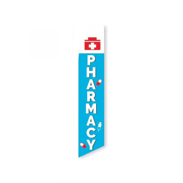 Pharmacy Feather Flag Banner