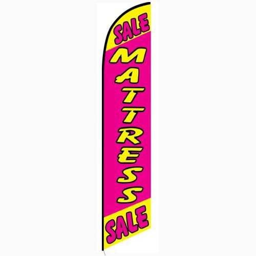 Sale Mattress Sale Feather Flag Banner