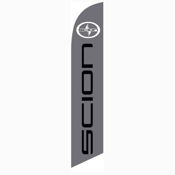 Scion Feather Flag Banner