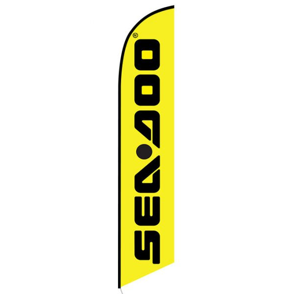 Sea-doo Feather Flag Banner