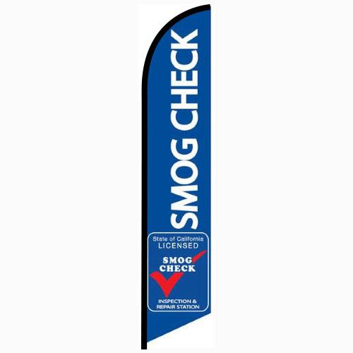 Smog Check Repair Flag
