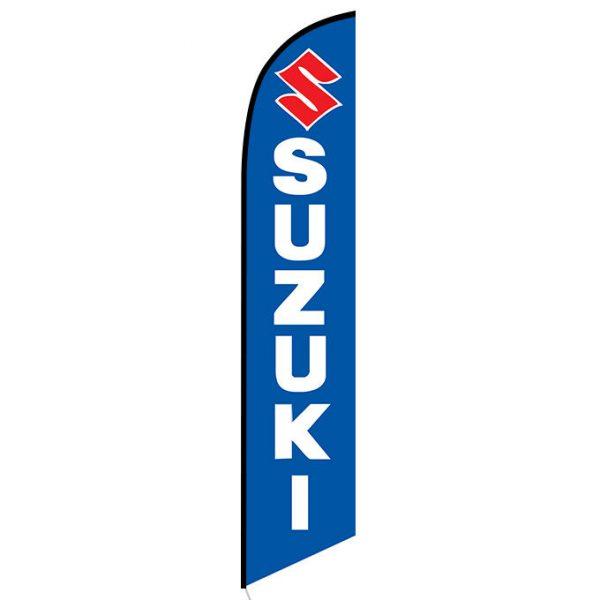 Suzuki Feather Flag Banner