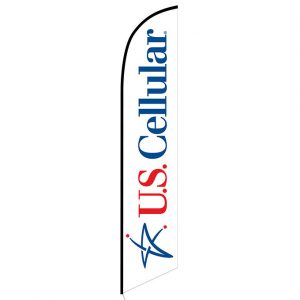 US Cellular Banner Flag