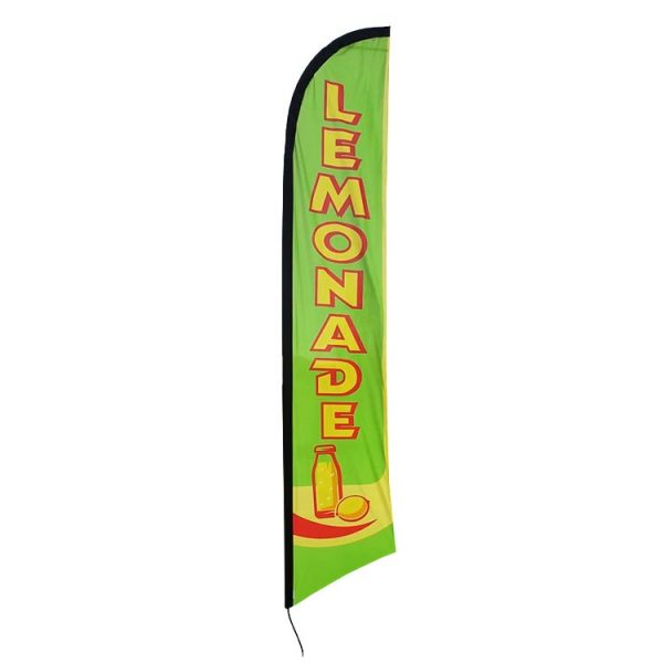 Lemonade Feather Flag Banner